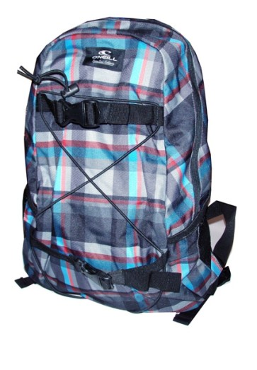 O'Neill AC Moving backpack black/blue 15 L
