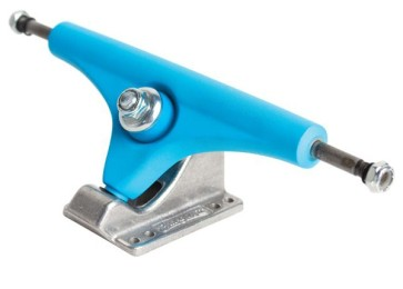 "Gullwing Charger II 10"" longboard trucks blue"