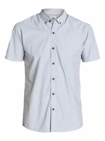 Quiksilver Wilsden Short Sleeve Shirt castle rock