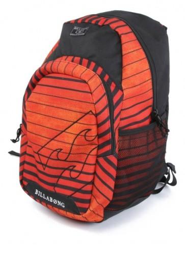 Billabong Boulder Backpack red 27 L