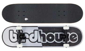 "Birdhouse Stage 3 Bias logo 8.125"" black white"