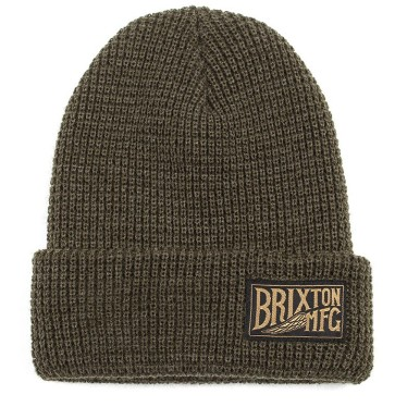 Brixton Coventry beanie olive