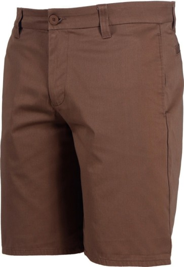 Brixton Carter Relaxed Fit Chino Short taupe
