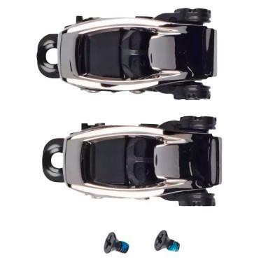 Burton Toe buckle replacement set (2 buckles)