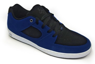És Accel slim shoes royal-black-white
