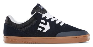 Etnies Marana Ryan Sheckler shoes navy-white gum