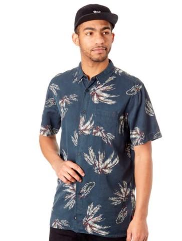 Globe Appleyard Howler SS shirt midnight