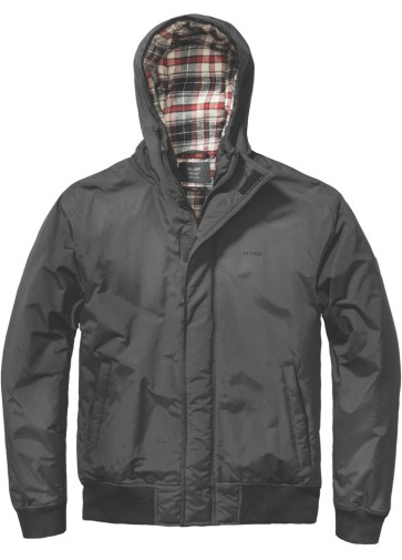 Globe Malvern insulated water resistant jacket black