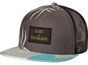 Globe Spray trucker cap black