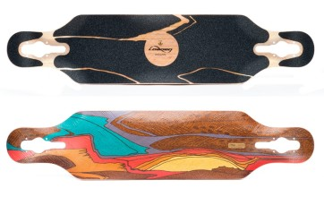 Loaded Icarus flex 2 deck only