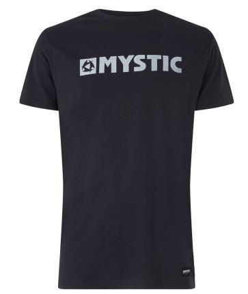 Mystic Brand t-shirt caviar black