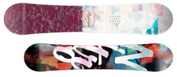 Nitro Mystique AM female snowboard 2020