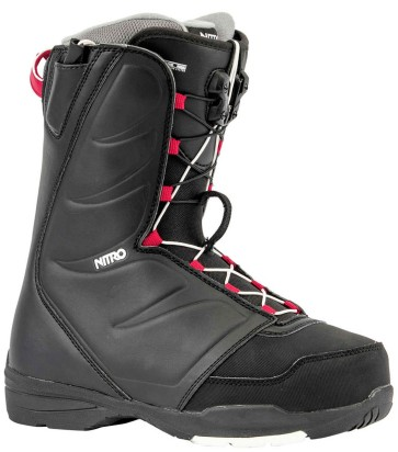 Nitro Flora female snowboards boots black 2020