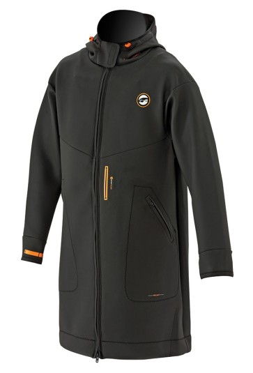 Pro Limit neoprene Racer jacket SL black-orange