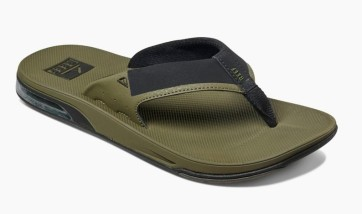 Reef Fanning Low slippers olive