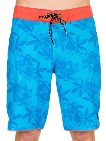 Reef Pasiflora boardshort blue