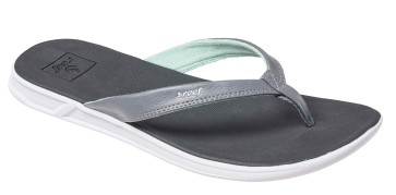 Reef Rover Catch slippers ladies black-mint