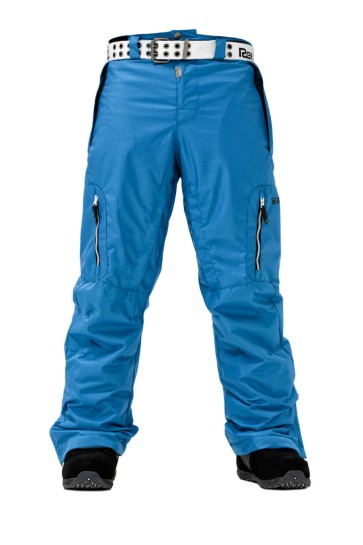 Rehall Jerry snowboard pant mosaic blue