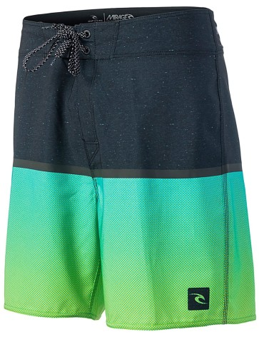 "Rip Curl Mirage combined fill 18"" boardshort lime"