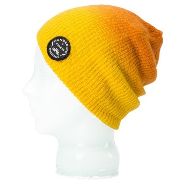 Spacecraft Faded beanie mustard
