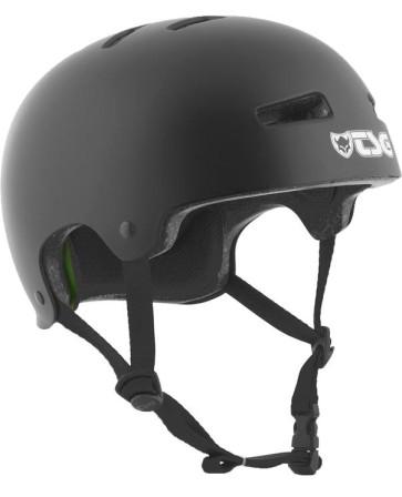 TSG Evolution skate helmet satin black