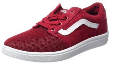 Vans Chapman light mixed shoes burgondy