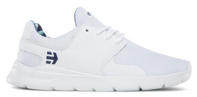 Etnies Scout XT Coco ho white sneakers