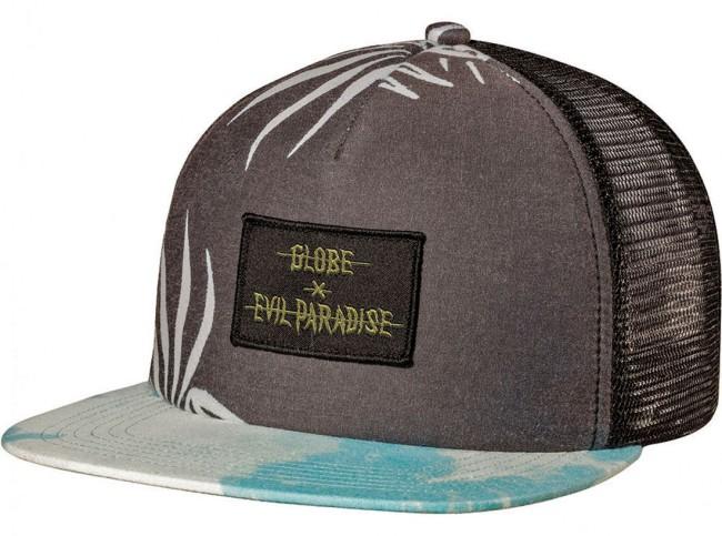 03b6e8bd784ac Globe Spray trucker cap black Zoom · Globe ...