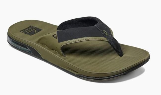 78e7c07eaca Reef slippers kopen groningen, Reef Fanning Low slippers olive