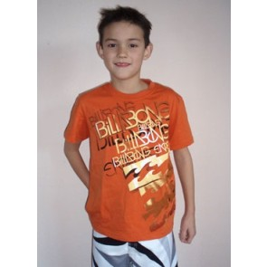 Billabong Hydro SS boys t-shirt orange