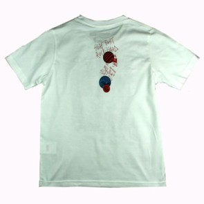 Quiksilver Toasty boys T-shirt white