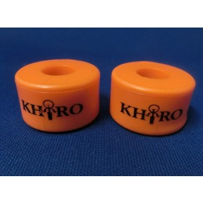 Khiro Double Barrel bushings (per truck)