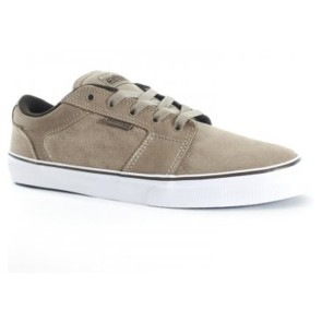 Etnies Barge LS shoes tan/white