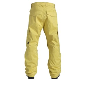 Quiksilver Porter Insulated snowboard pant maize 8K (M only)