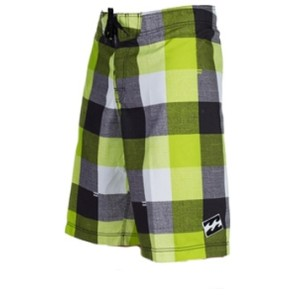 Billabong Boxserious acid green boardshort