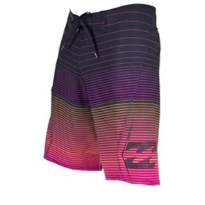 Billabong All day fader magenta boardshort