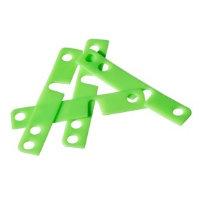 Mindless Drop thru DT shock pads (black or green)