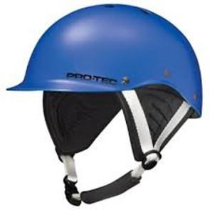 Pro Tec Two face helmet Satin blue