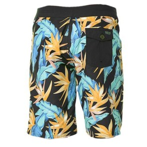 Reef Bathometer boardshort black