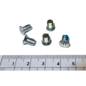 Nitro Raiden spare part buckle mounting screws (per 2)