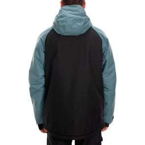 686 Geo insulated snowboard jacket 10K goblin blue 2020