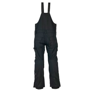 686 Hot lap insulated BIB snowboard pant 15K black 2020