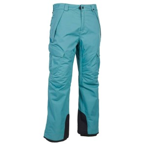 686 Infinity insulated snowboard pant 10K goblin blue