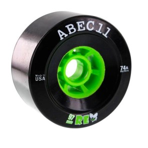 Abec 11 ReFly 97 mm 74a wheels black