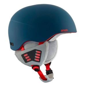 Anon Helo 2.0 snowboard helmet blue