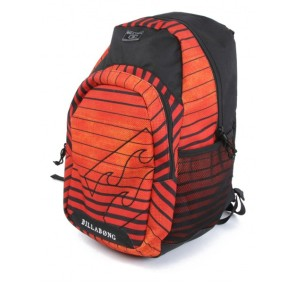 Billabong Boulder Backpack red 27 L
