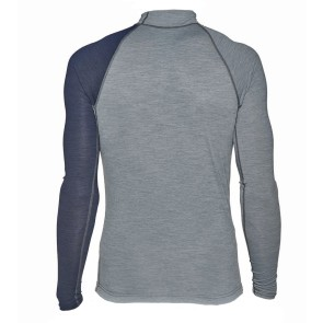 Billabong Contrast LS rashguard grey-heather