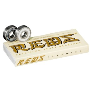 Bones Ceramics Super reds bearings (8 pack)