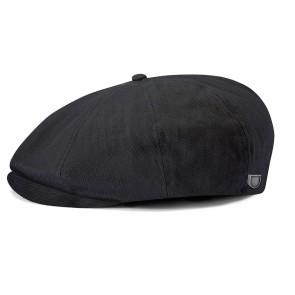 Brixton Brood Snap cap black