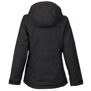 Burton Jet set womens snowboard jacket black 10K